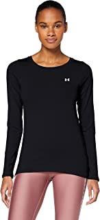 Under Armour Women's UA Hg Armour Long Sleeve T-Shirt