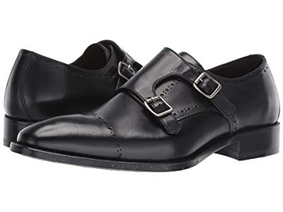 J&M Collection Reece Monk (Black) Men