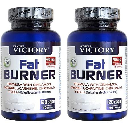 fat burner victory como se toma)