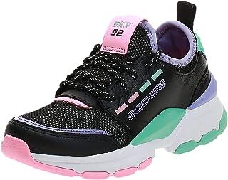 SKECHERS STREET STATUS Fashion Shoes-Girls