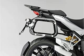 SW-MOTECH Quick-Lock EVO Side Carrier to fit Many Side Case Types for Ducati Multistrada 1200, 1200S and 1200S GT '10-'14