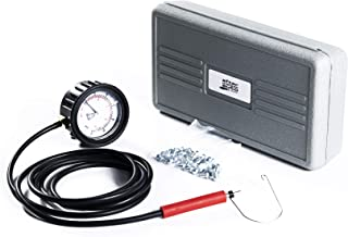 After Market Auto & More Exhaust Back Pressure Tester – Back Pressure Gauge Kit for Car