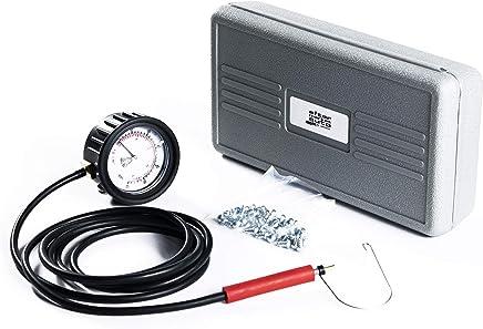 After Market Auto & More Exhaust Back Pressure Tester – Back Pressure Gauge Kit for Car