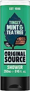 ORIGINAL SOURCE Mint and Tea Tree Shower Gel, 250 ml