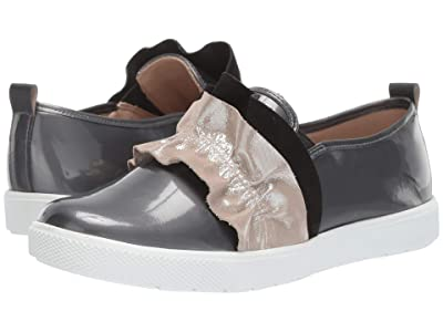 Elephantito Diva Sneaker (Toddler/Little Kid/Big Kid) (Black) Girl