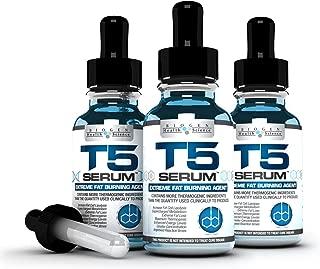 Biogen Health Science x3 T5 Fat Burners Serum XT : Strongest Legal Diet Pills Alternative (3 Month Supply)
