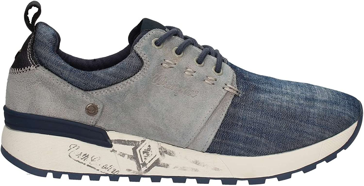 Wrangler WM171081 shoes with laces Man