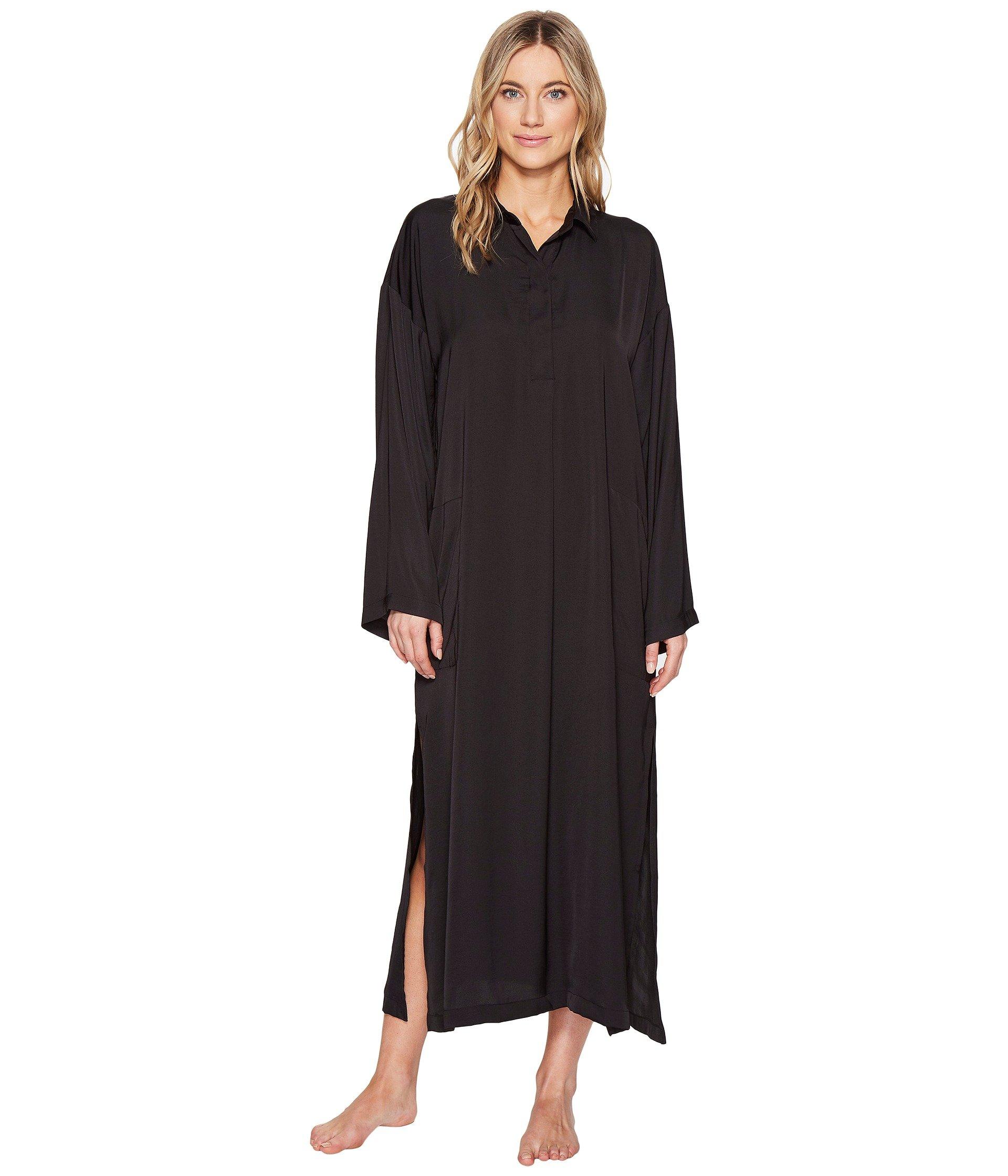 Babydoll DKNY Fashion Long Sleeve Maxi Sleepshirt  + DKNY en VeoyCompro.net