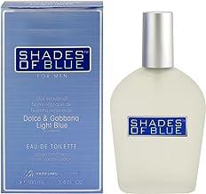 Shades of Blue for Men our Version of Dolce & Gabanna Light Blue EDT