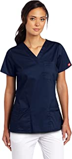 1e4c9501cad Amazon.com: Dickies - Scrub Tops / Medical: Clothing, Shoes & Jewelry
