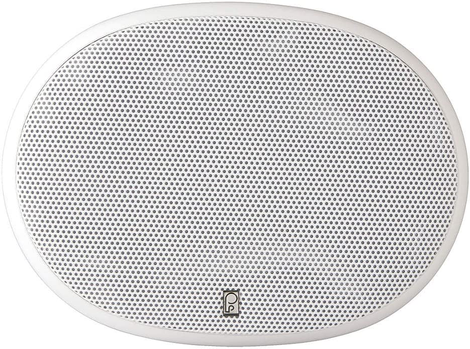 Poly-Planar MA-5950 160W 6x9 Premium Oval Marine Speakers Consumer Electronics