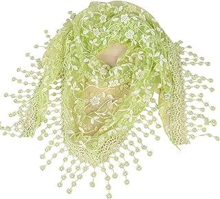 Foulard Pour Chiens Caniche Imprimé Animal Scarves Fashion pour femme Femmes Léger Wrap