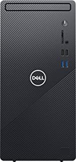 2021 Newest Dell Inspiron Desktop 3880, Intel 6-Core i5-10400 up to 4.3 GHz, 16GB Memory, 256GB SSD (Boot) + 1TB HDD, Wire...