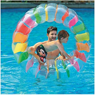 Inflatable Roller Ball Toy Grass Water Roller Child Multifunction Crawl Puzzle Parent-child Game