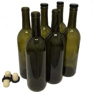 Best green wine bottles Reviews