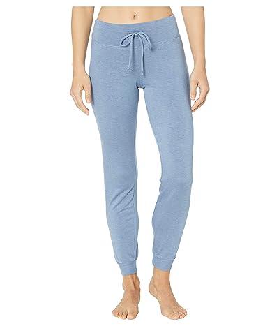 Beyond Yoga Lounge Around Jogger (Serene Blue Heather) Women