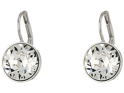 Swarovski Bella Pierced Earrings (Crystal Clear) Earring
