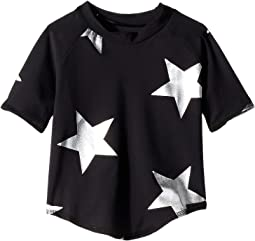 Silver Star Rashguard (Infant/Toddler/Little Kids)