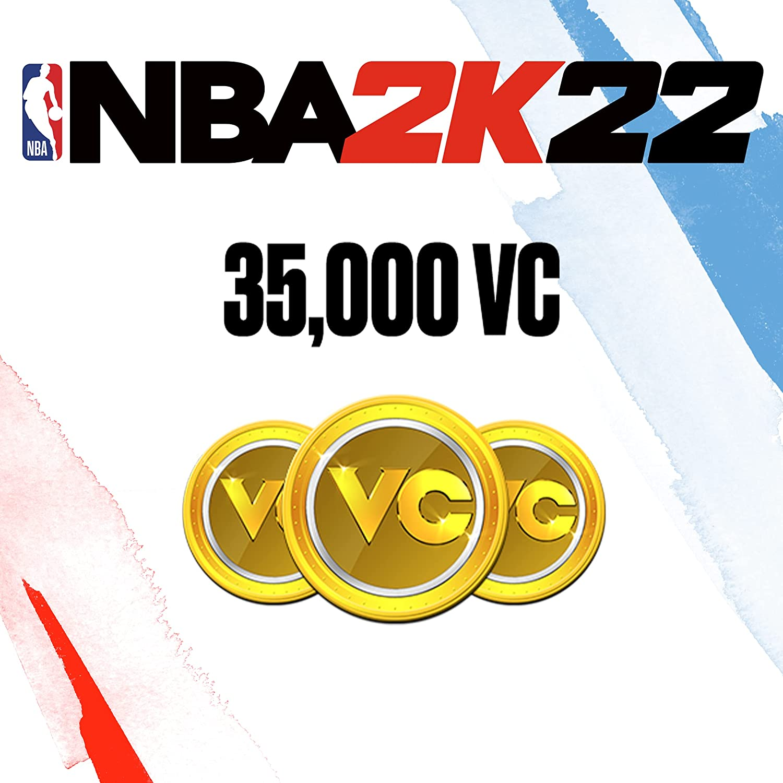 NBA 2K22 35,000 VC - PlayStation [Digital Code]