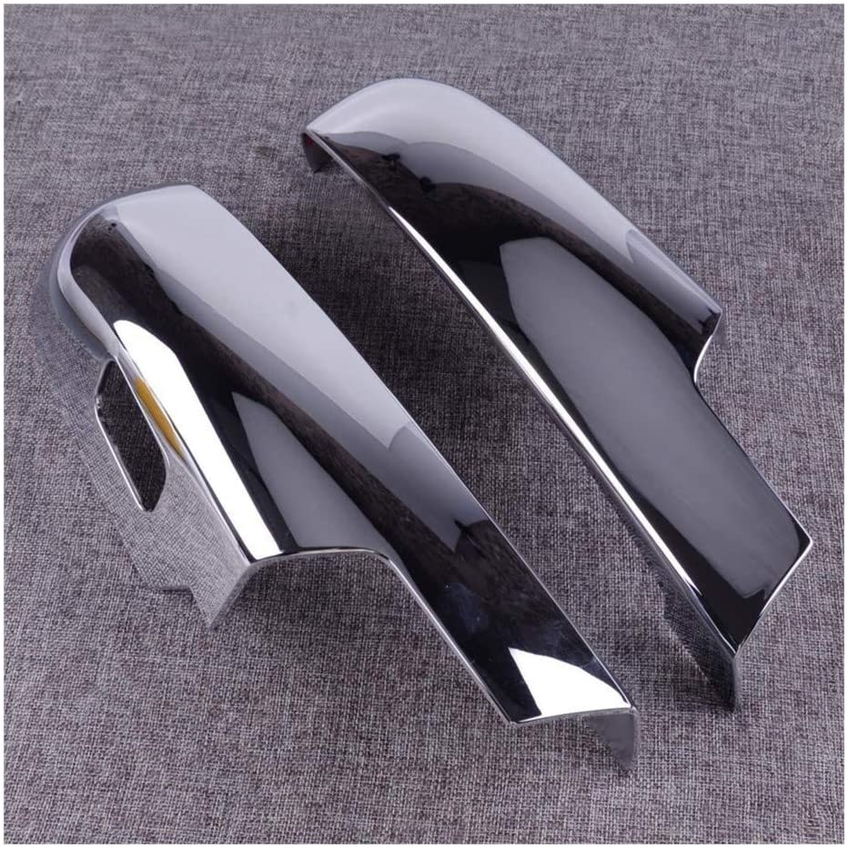 JUN-STORE SENMIAO-TH Chrome Inventory cleanup selling sale Car Lower Bottom Covers Genuine Free Shipping Mirror Half