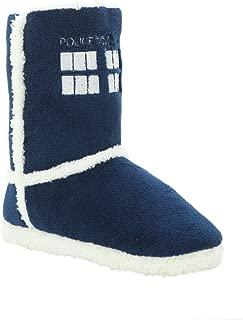 Best tardis boot slippers Reviews