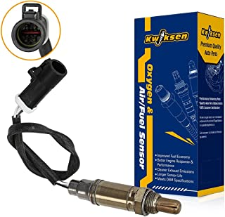 Kwiksen O2 Oxygen Sensor 15717 Downstream Sensor 2 Replacement for Ford/Aston/Martin/Jaguar/Lincoln/Mazad/Mercury/Nissan Compatible with Bosch 15717 (15717)