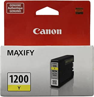Canon PGI-1200 Yellow Ink Tank Compatible to MB2120, MB2720, MB2020, MB2320