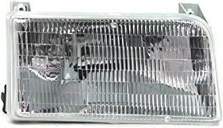 Tiffin Allegro Bay 2001-2003 RV Motorhome Right (Passenger) Replacement Front Headlight with Bulb
