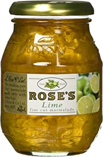 Rose's Lime - Fine Cut Marmalade - 454g - 3 Pack