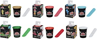 Play-Doh Grown Up Scents Multipack of Scented Modeling Compound for Adults, 6 Assorted Colors and Smells, Funny Gift or Party Favor for Men and Women
