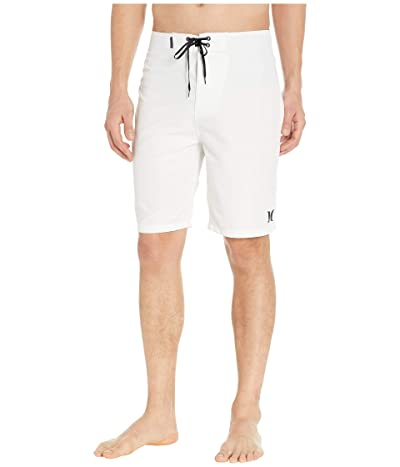 Hurley One Only 2.0 21 Boardshorts (White) Men
