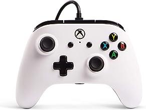 PowerA Mando con Cable con licencia oficial para Xbox One,