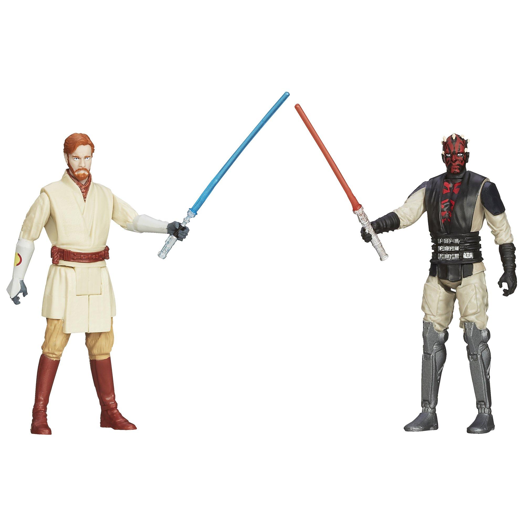 Hasbro Star Wars Mission Series Mandalore Pack - Kits de Figuras de Juguete para niños (4 año(s), Multicolor, Niño/niña, 99 año(s), Dibujos Animados, Acción / Aventura): Amazon.es: Juguetes y juegos
