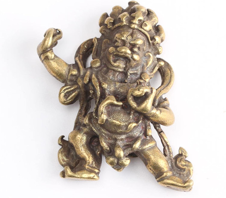 Jacksonville Ranking TOP12 Mall Copper Nepal Mahakala Buddha Miniatures Home Ornament Figurines