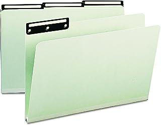 Smead Pressboard Carpeta de Archivos, 1/3-cut Tab soporte de