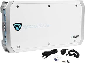 marine amplifier 6 channel