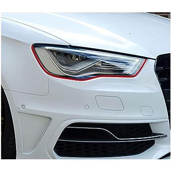Jantes en alliage 6 Autocollants Stickers pour AUDI A3//A4//A6 Quattro r/étroviseurs