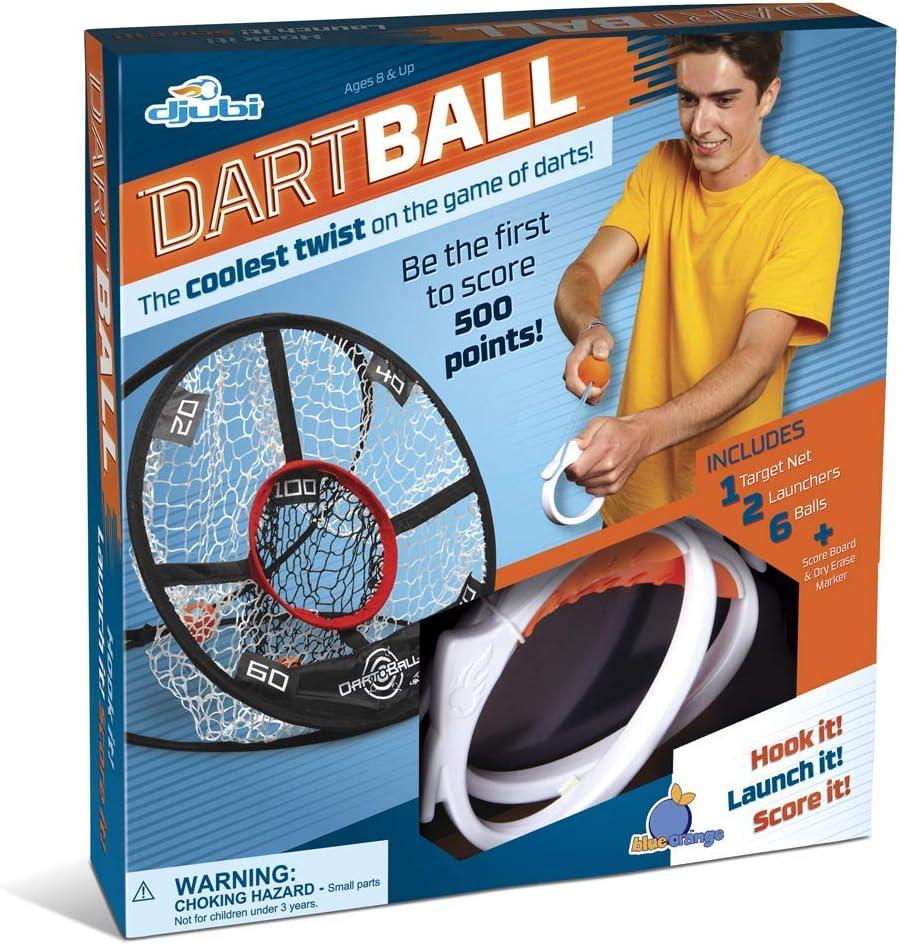 Blue Orange Djubi Dart Ball Outdoor Game
