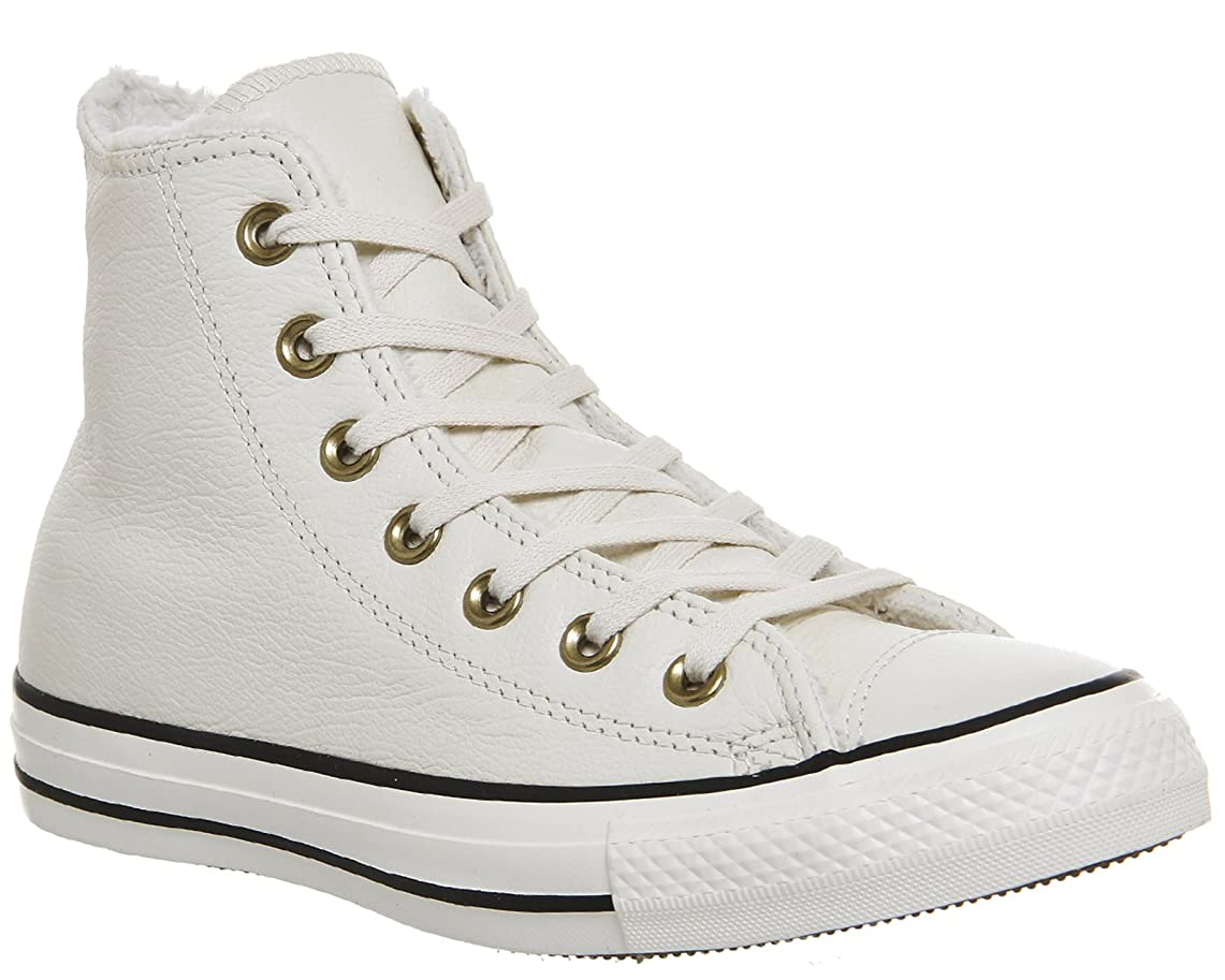 想起把握メッシュSLIPPER WHITE HIGH CONVERSE 553367C 24,5 White