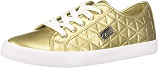 Best gold sneakers womens Reviews