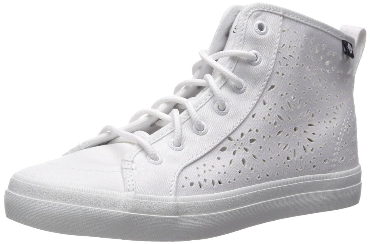 収まる晩餐ゆるく[Sperry] Women's Crest Ripple Sneaker [並行輸入品]