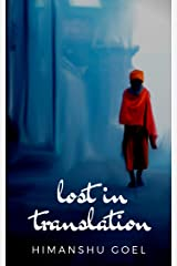 L. I. T - Lost in Translation - a poetry chapbook Kindle Edition