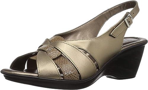 Spring Step damen& 039;s Adorable Heeled Sandal, Bronze, 41 41 41 M EU 9.5-10 US  alltäglich niedrige Preise