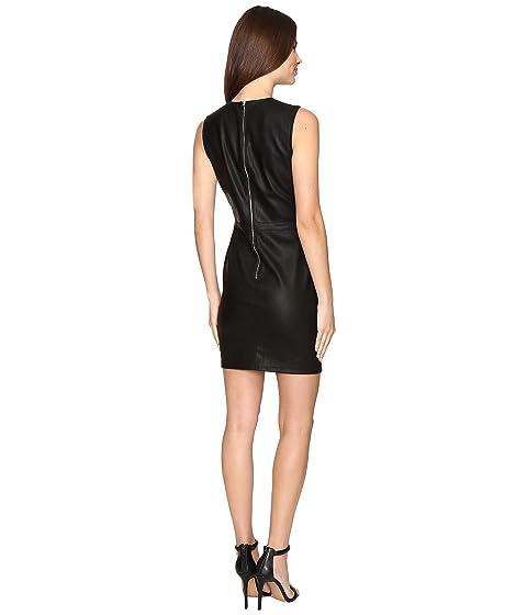 Leather ONLY Dress Faux Celina Biker wgq70Xq4