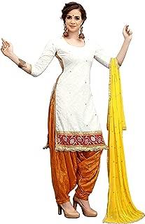 FKART Women's Cotton Salwar Suit Material