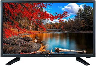 "Supersonic 24"" Widescren LED HDTV with HDMI INPUT"
