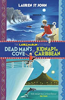 Laura Marlin Mysteries: Dead Man's Cove and Kidnap in the Caribbean: 2in1 Omnibus of books 1 and 2
