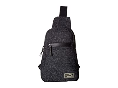 HEX Shoulder Bag (Black Reflective) Backpack Bags