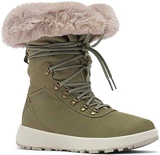حذاء تزلج للنساء من Columbia Slopeside Village Omni-Heat Hi