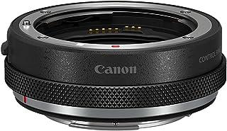 Canon EF-EOS R - Adaptor Montura con Anillo de Control para Objetivos EF y EF-S Color Negro